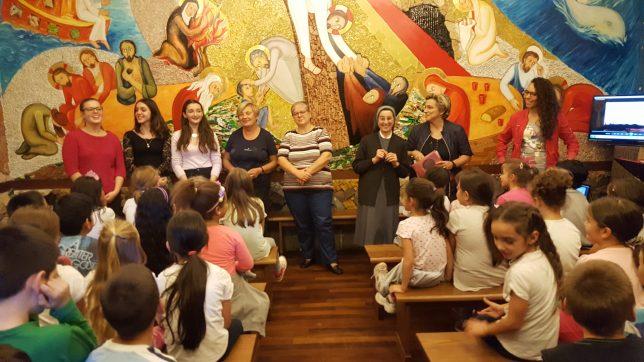 Incontro di catechismo