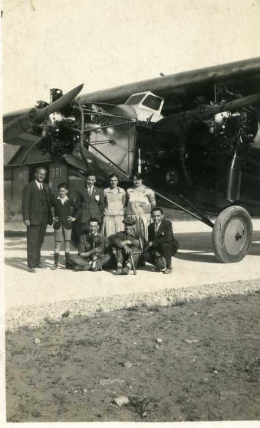 Avioline Taliedo 1925