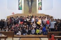 Messa domenicale dei bimbi