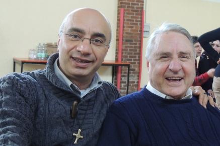 Don Giuseppe Facchineri e Don Vittorio