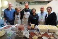 Don Giuseppe Facchineri Festa famiglia 2017