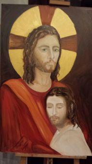 il discepolo amato-Pasqua 2015 don Giuseppe Facchineri