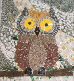 mosaico_gufo_chiesa_beatavergineaddolorata_morsenchio