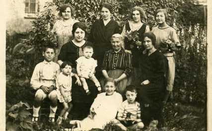 Ritratto di famiglia 1925