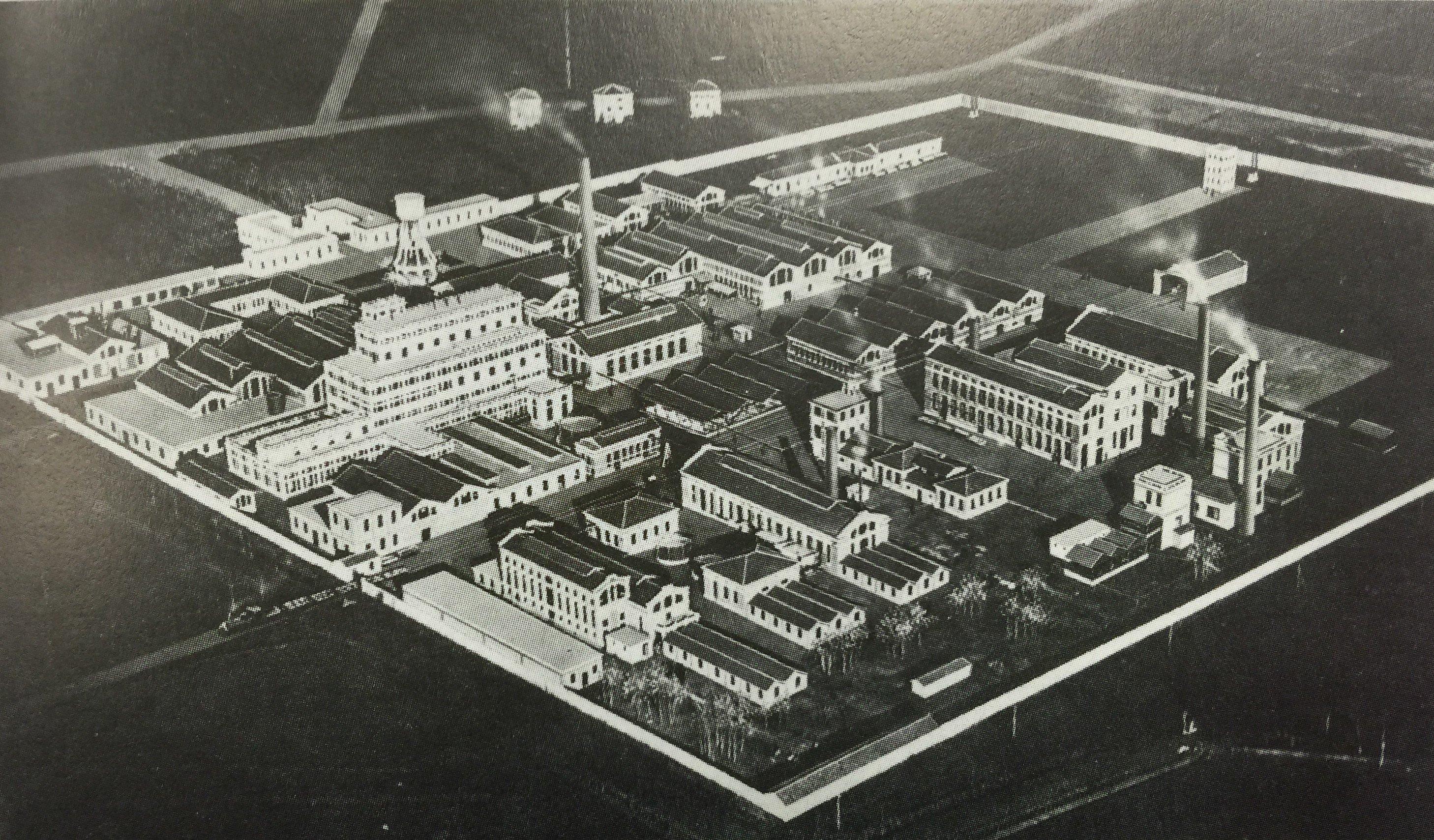 santa-giulia-una-veduta-aerea-credo-unica-della-appula-società-per-lindustria-chimica-in-italia-costruita-a-morsenchio-nel-1920-lungo-la-via-bonfadini